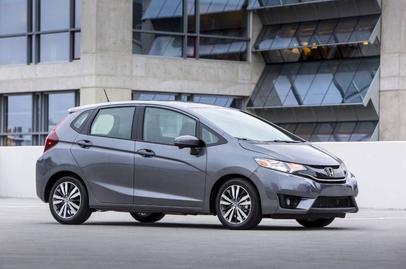 2018 Honda Fit Review Specs Release Date And Price