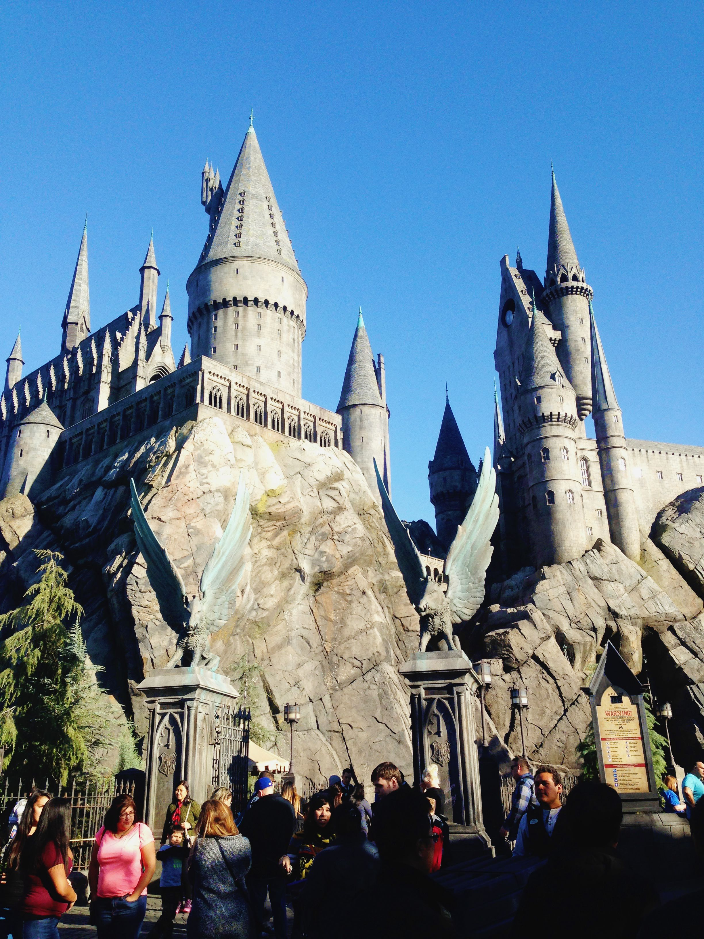 Cosplaying At The Wizarding World Of Harry Potter Wizarding World Wizarding World Of Harry Potter Harry Potter Travel Bucket List