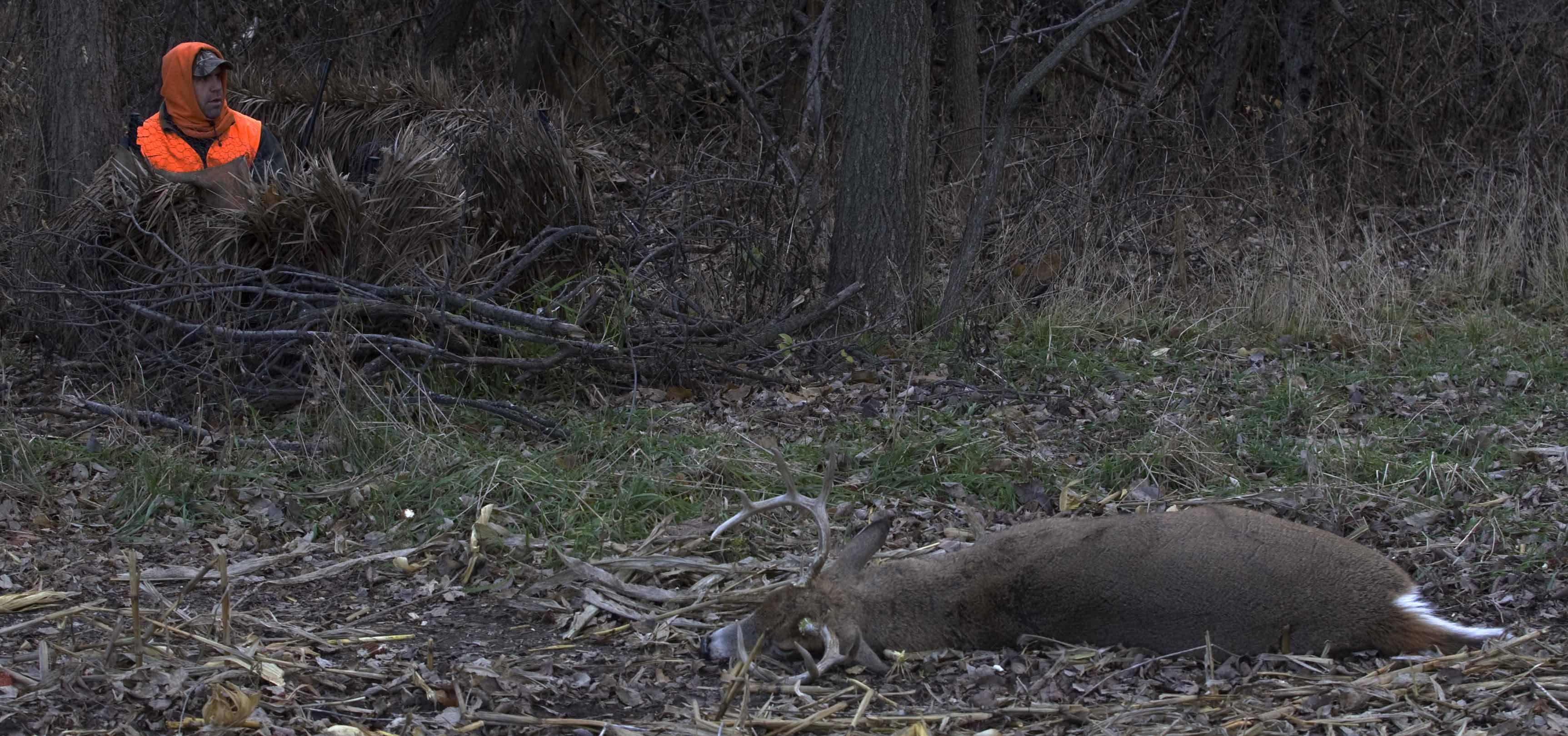 Ground Blinds For Deer Hunting