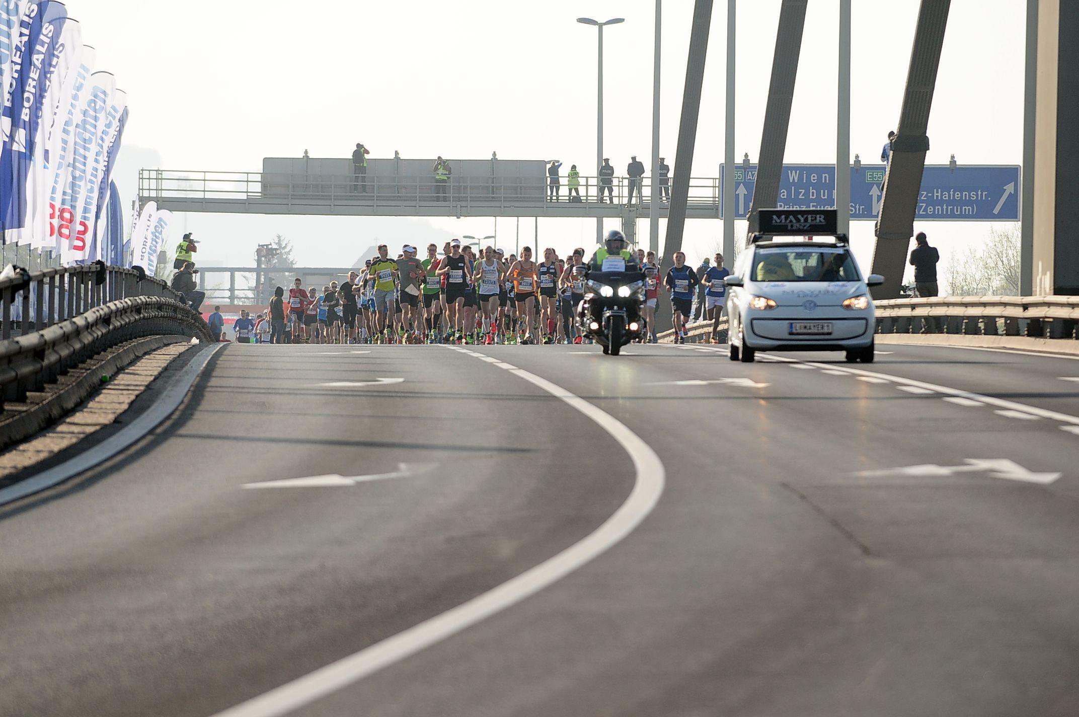 Linz Marathon 2015 Marathon Triathlon Laufsport