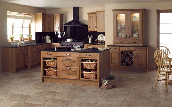 Country kitchen ideas - Planning a kitchen - Best kitchen brand reviews -  Home improvements -