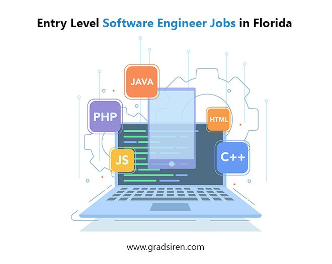 Florida statewide entry level software engineer jobs are