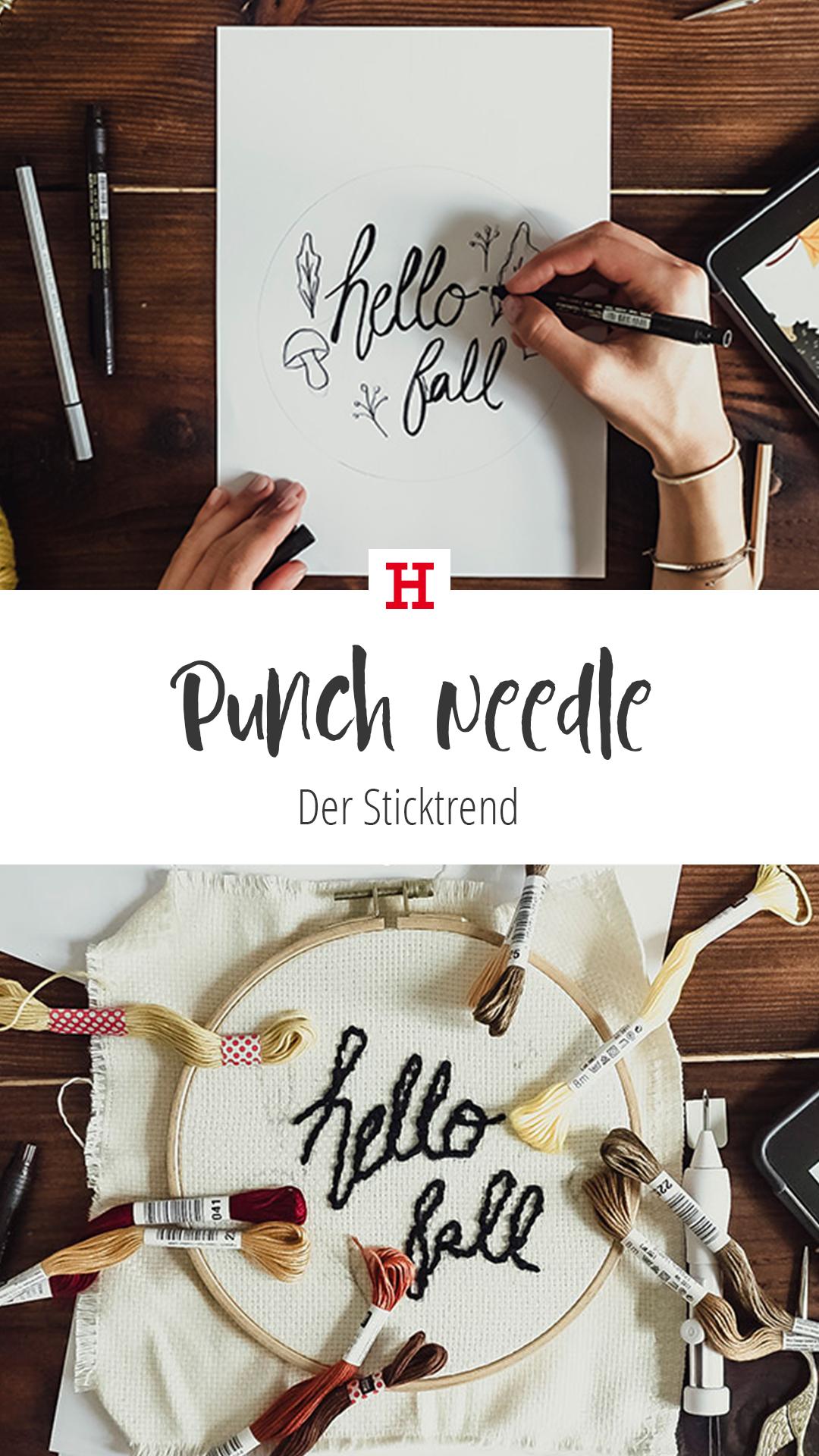 Punch Needle ist der neue Sticktrend. Wie Sie sich für zu Hause diesen individuellen Wandschmuck zaubern, zeigen wir Ihnen im Magazin.   #meinhöffi #höffner#hoeffner #moebelhoeffner #solebich #germaninteriorbloggers #interiorforyou #homedetails #wohnidee #wohnen #Einrichtung #Möbel #instahome #interior_design #zeigdein_traumzuhause #interior123 #einrichten #deko #Dekoration #zuhause #shopthelook #diy #punchneedle