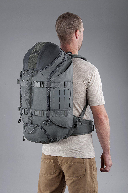 SOG Prophet Backpack CP1005G Grey 33 L