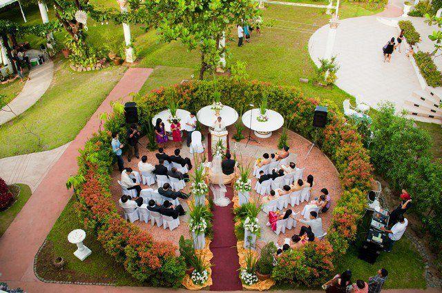 A wedding at Sweet Harmony Gardens <3 [www.kasal.com] | Wedding and ...