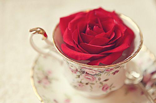 Tumblr On We Heart It Visual Bookmark 11510465 Tea Cups Unique Tea Tea Cups Vintage