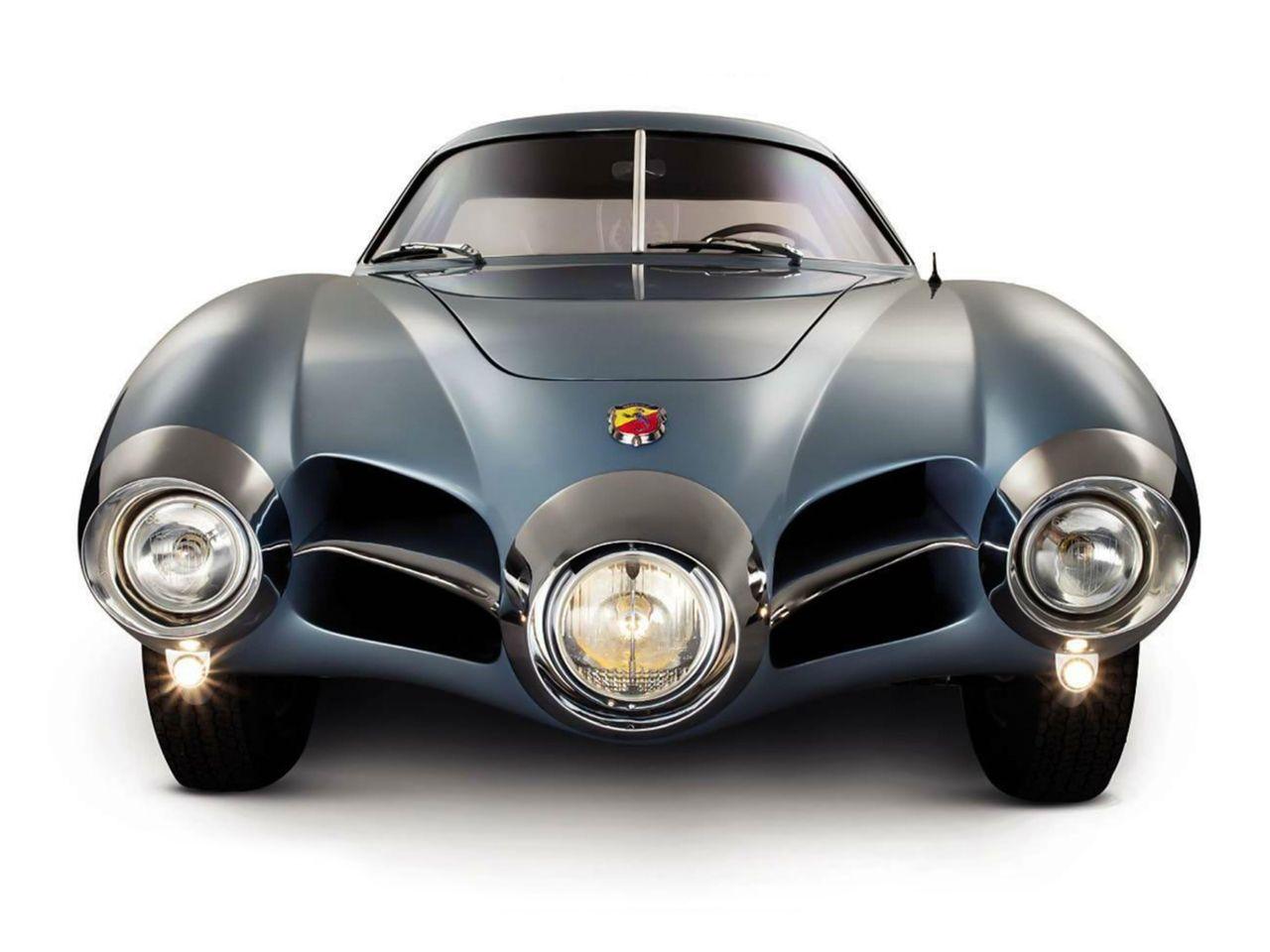 1952 Abarth 1500 Coupe Biposto