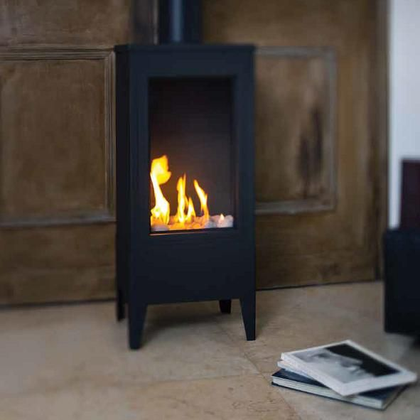 Ortal Ortal Standalone Small Square Gas Fireplace Small Gas Fireplace Small Gas Stove Fireplace