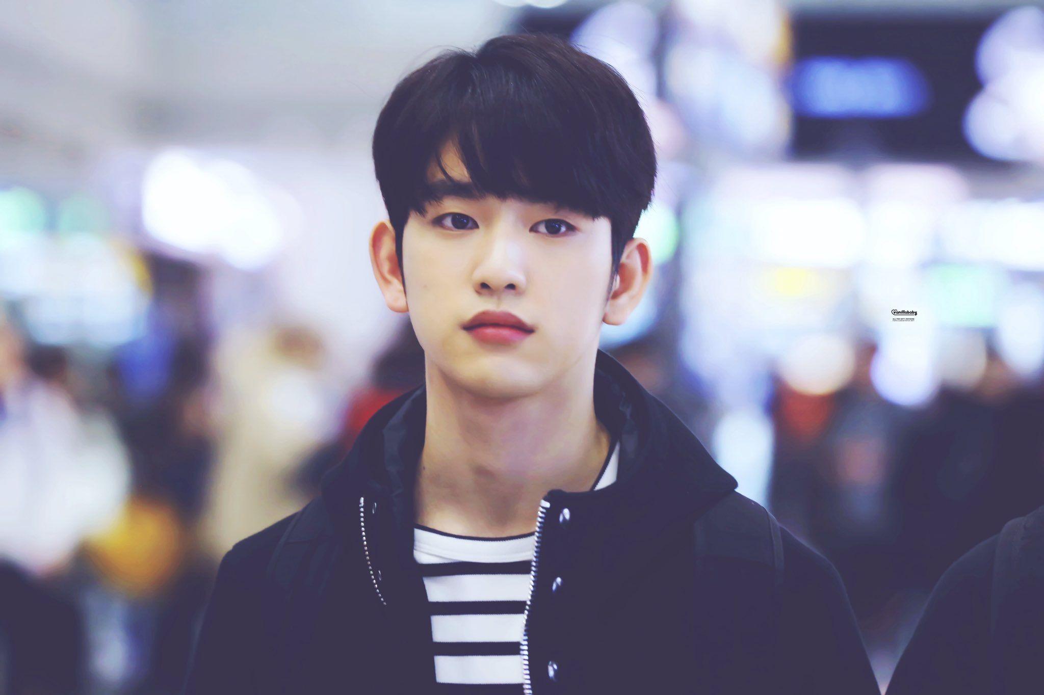 Korean baby boy hairstyle pin by cassi on jinyoung  got  pinterest  got