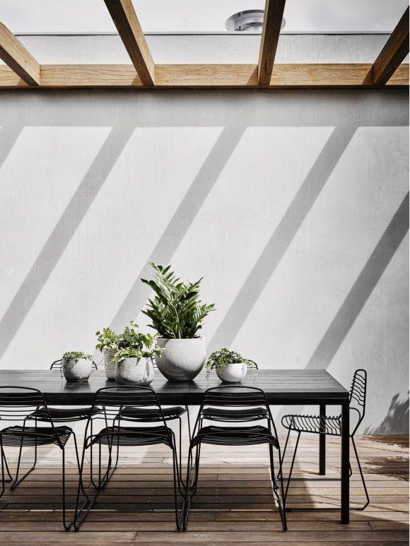 Minimal Burnley house | MyDubio | home base | Pinterest | Terrazas ...