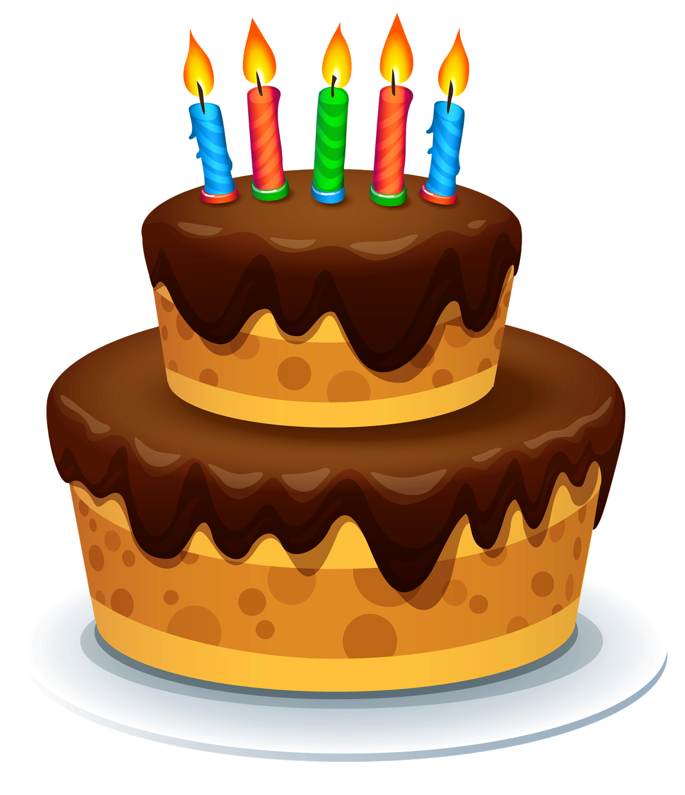 Happy Birthday Graphics Clip Art PNG Free Download | SMS ...