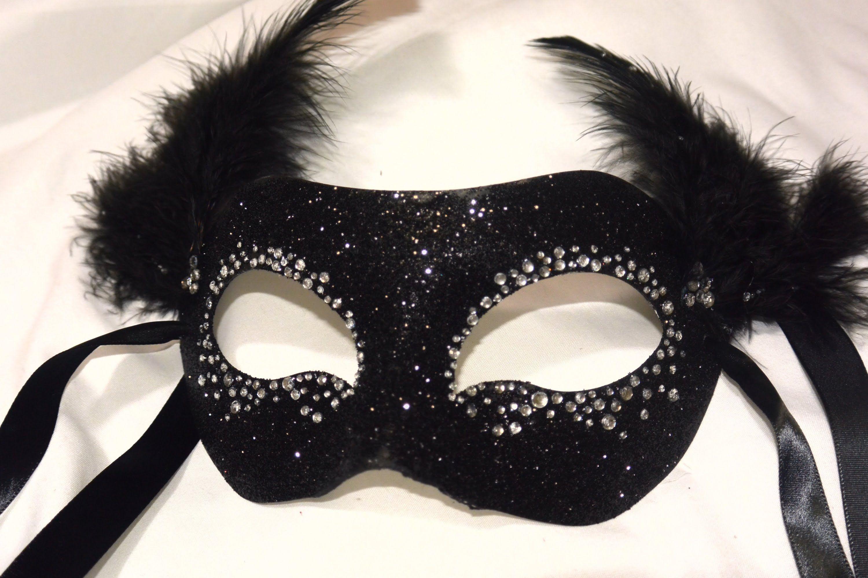 Masquerade Mask Night Sky Diy Masquerade Mask Diy Masks Masquerade Black Masquerade Mask