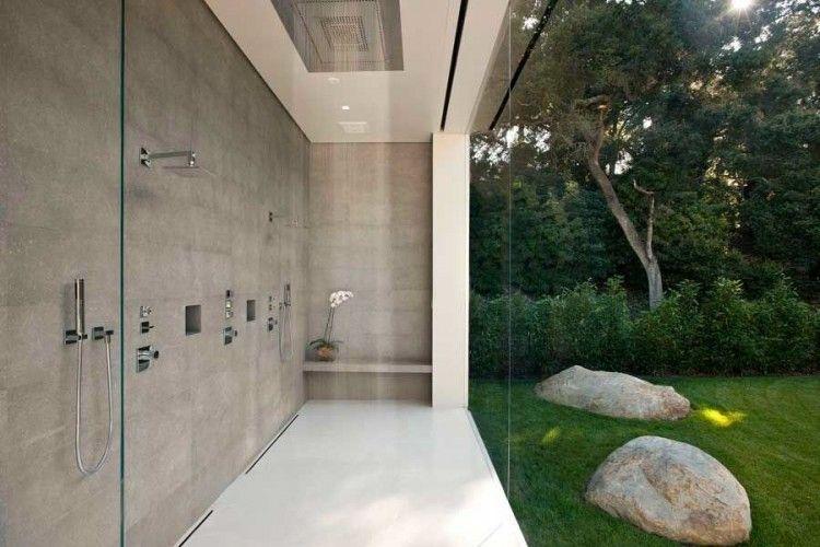 O pavilhao de vidro - uma casa ultra moderna - 19