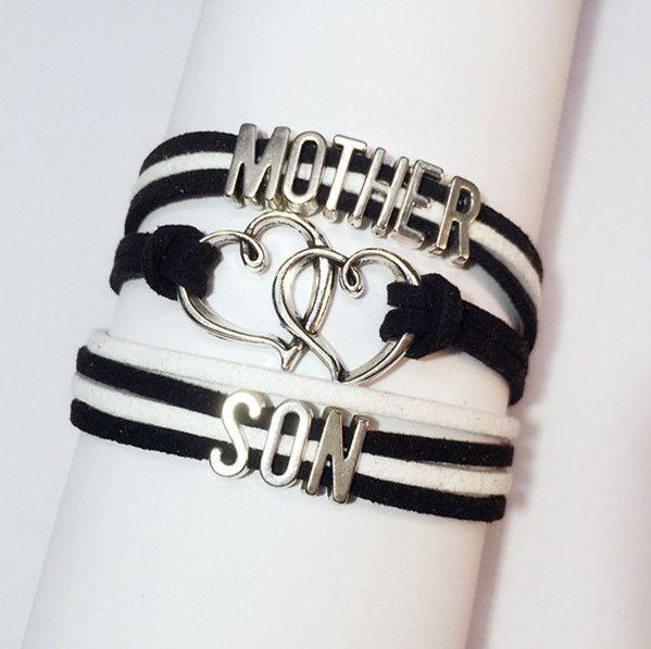 Mother Son Bracelet