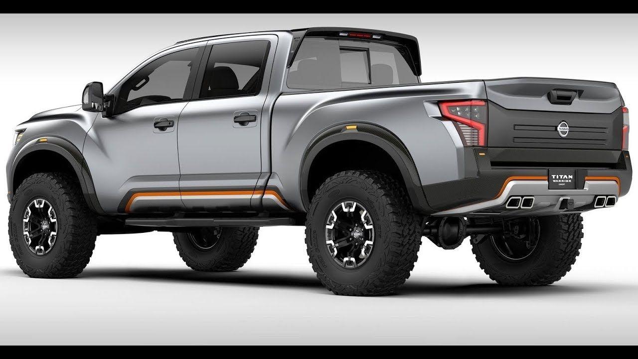 All New Nissan Titan Warrior Concept Modern Premium Sport