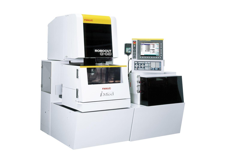 Methods Machine Tools - Machines - EDM - New! Fanuc RoboCut E-Series ...