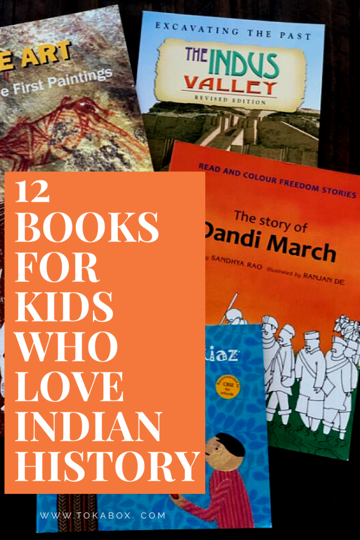 12 Books For Children On Indian History In 2020 Books 12th Book Indian History