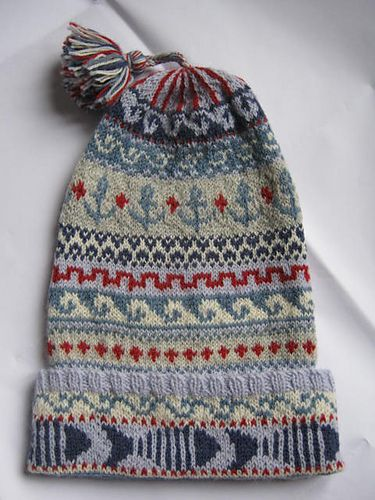 Ravelry: giancarlacoco's fisherman's kep for Alessio | Knit ...