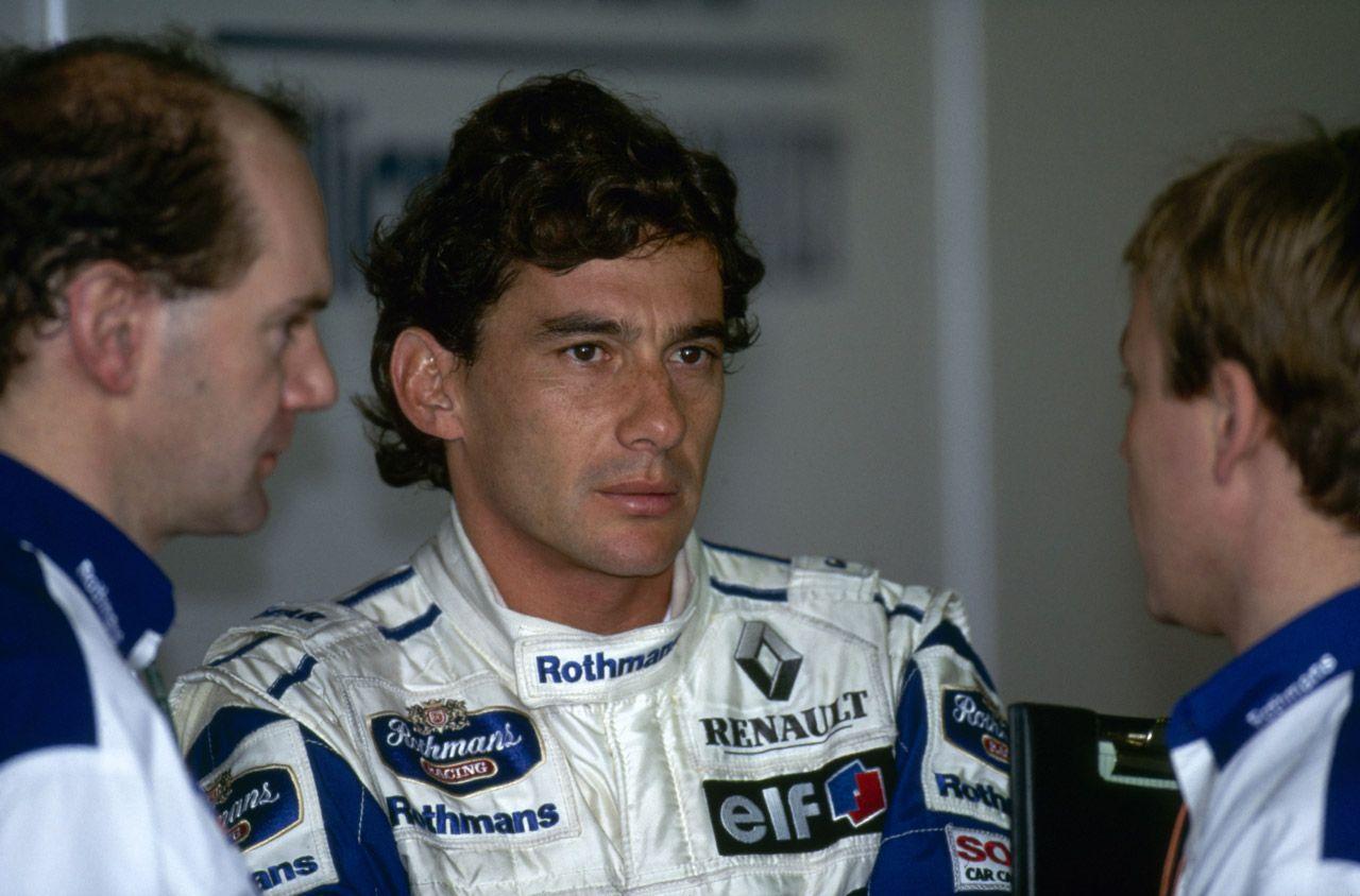 Senna @ Imola