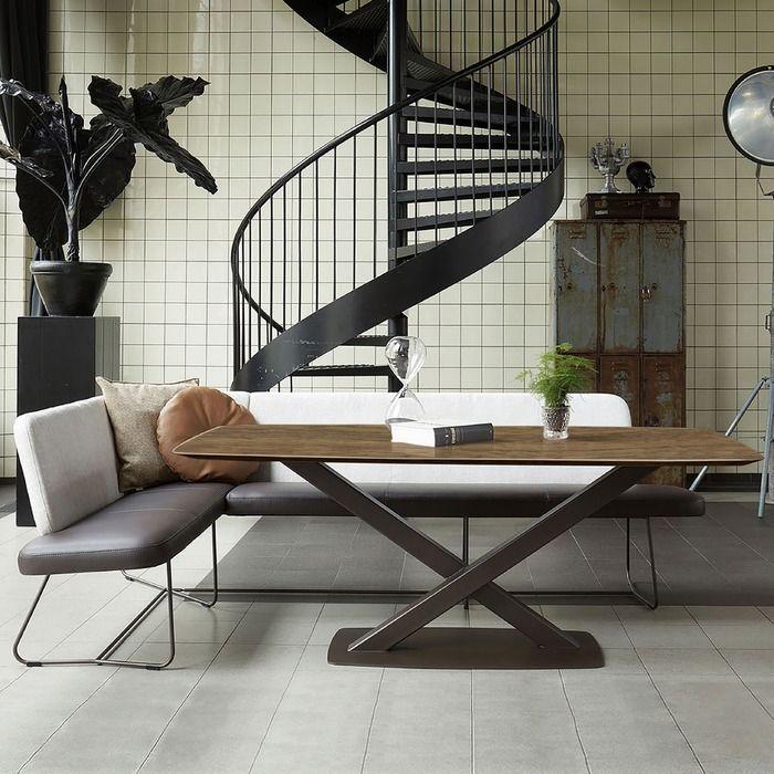 Esstisch – Oxxi 180 cm – Nuss | Online kaufen bei Segmüller  – Products