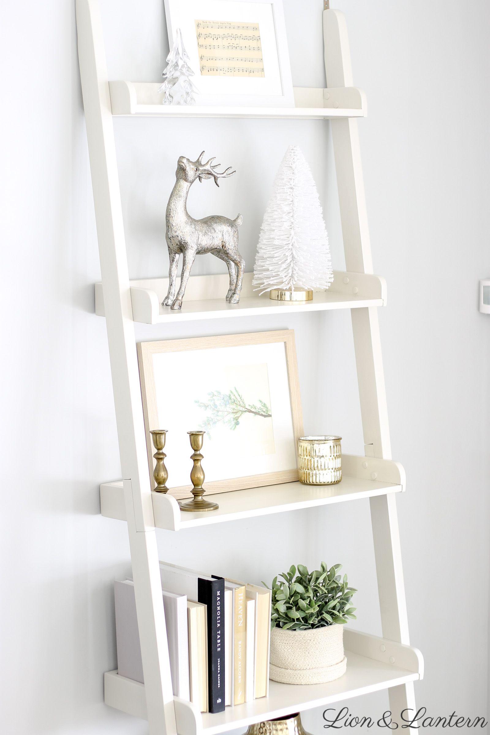 Modern Christmas Living Room At Lionandlantern Com Minimalist
