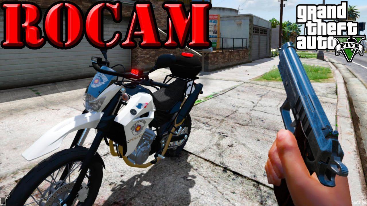 GTA V: ROCAM PMESP em patrulha #4