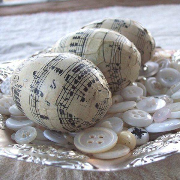 Ostereier Gestalten ostereier gestalten fröhliche osterdeko und servietettentechnik