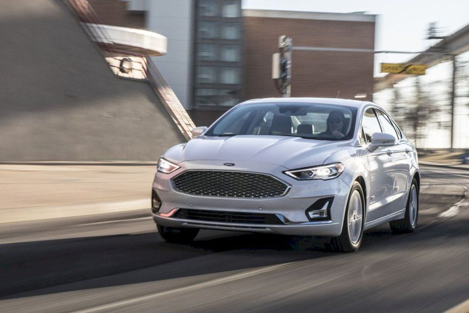 The 2019 Fusion Sedan The First Ford Vehicle Globally With Standard New State Of The Art Co Pilot360 Driver Assist Technology Plus