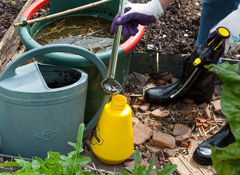 Comment Preparer Ses Traitements Naturels Pour Le Jardin Purin