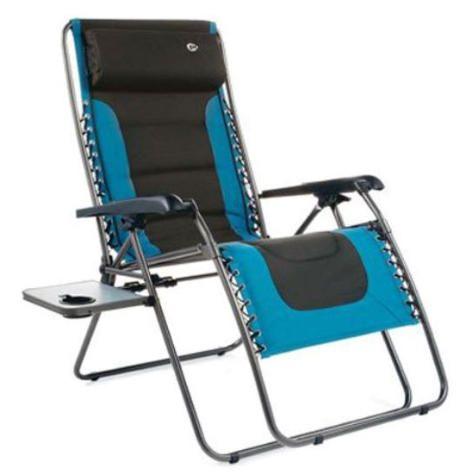 Zero Gravity 350 Lb Outdoor Chair Free Shipping