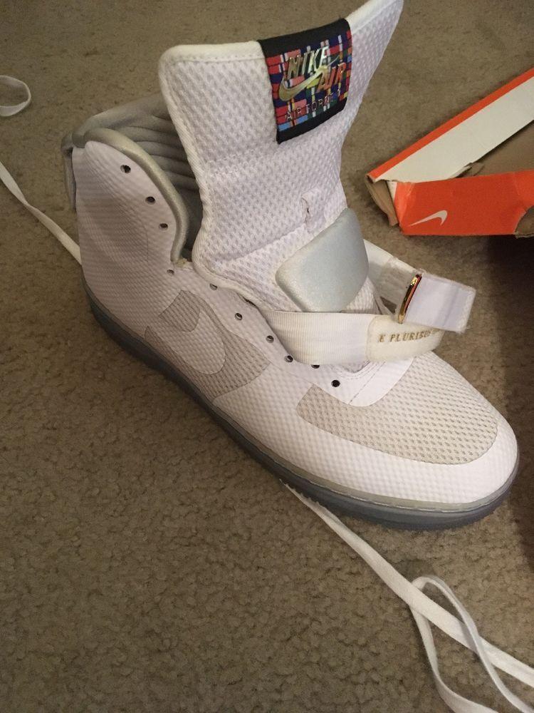 detailed look 589d5 37dfb NIKE AIR FORCE 1 CMFT LUX QS E PLURIBUS UNUM WHITE SZ 11 789748-100  fashion clothing shoes accessories mensshoes athleticshoes (ebay link)