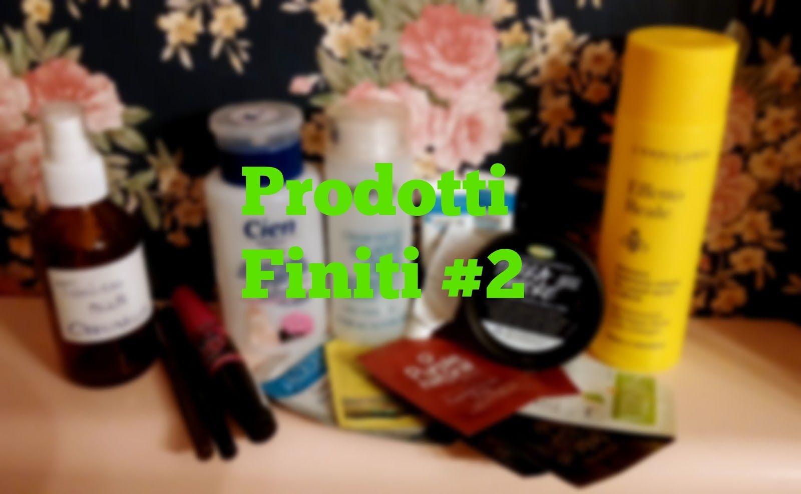 Sweety Reviews: Prodotti finiti #2