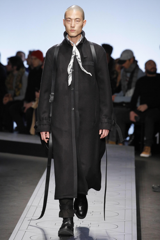 Marcelo Burlon County of Milan - Fall 2017 Menswear