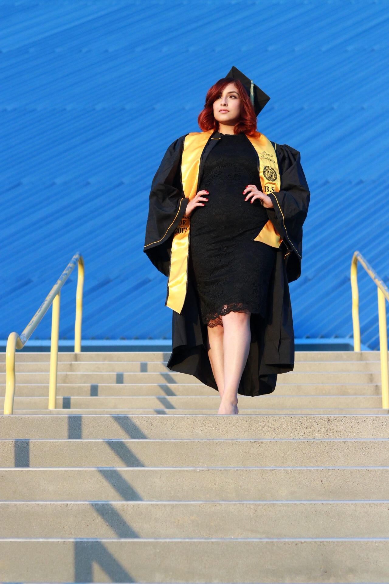 Graduation pictures cap and gown class of 2017 csulb grad pictures ...