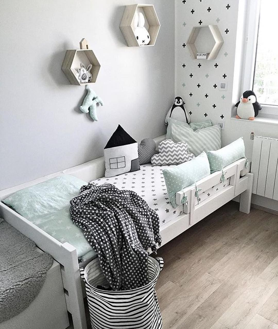 Unisex Kids Room Ideas: Love This Cute Kids Room Design! #unisex #kidsroom