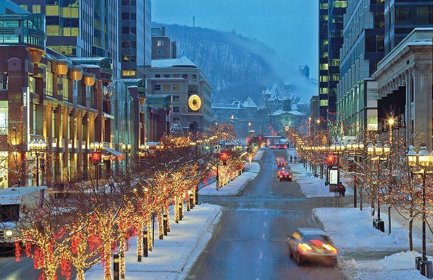 Montreal, ¡diversión total en el invierno! Ofertas de