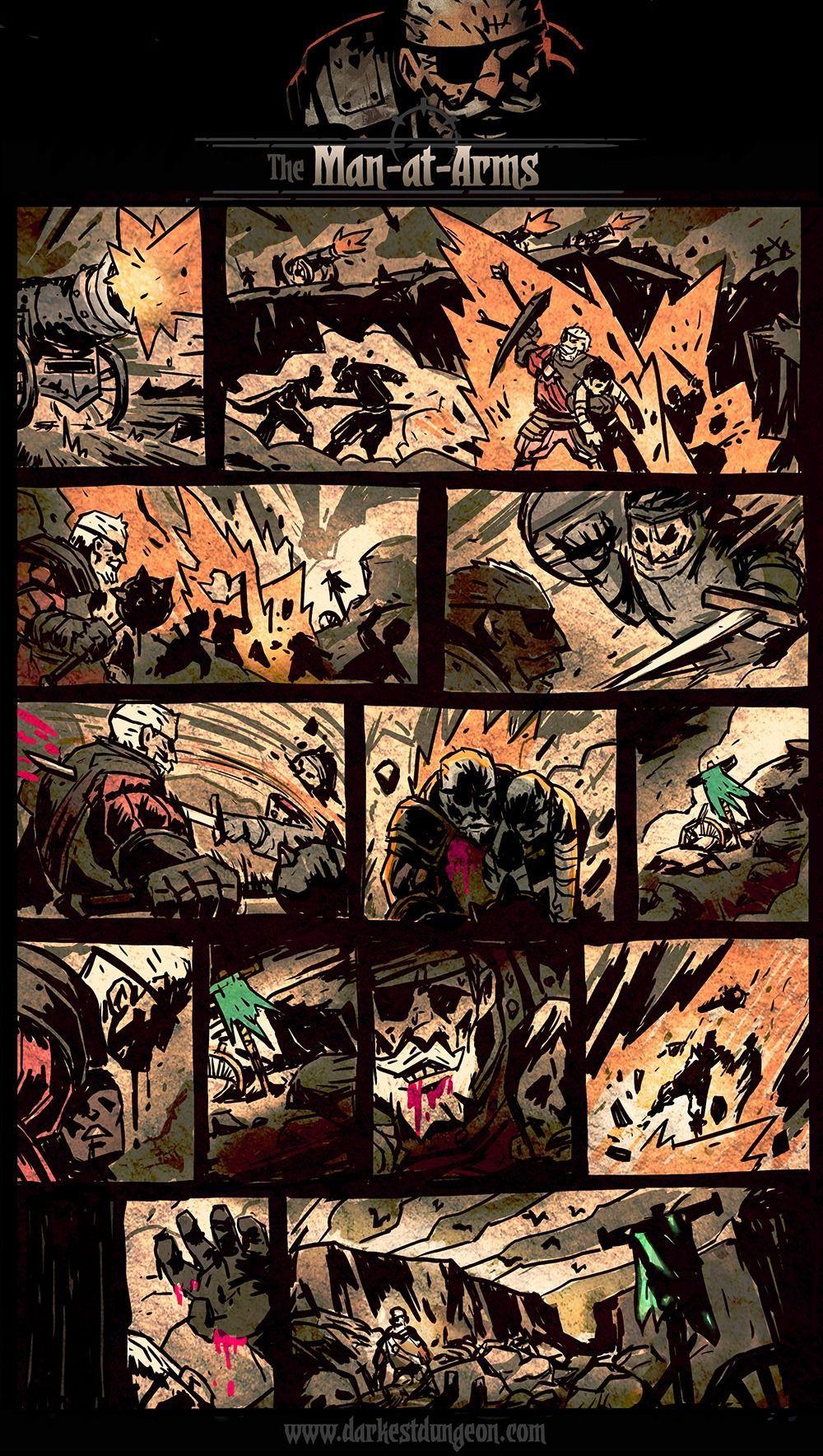 Pin by Ben Hair on Darkest Dungeon | Darkest dungeon, Dark fantasy, Dark
