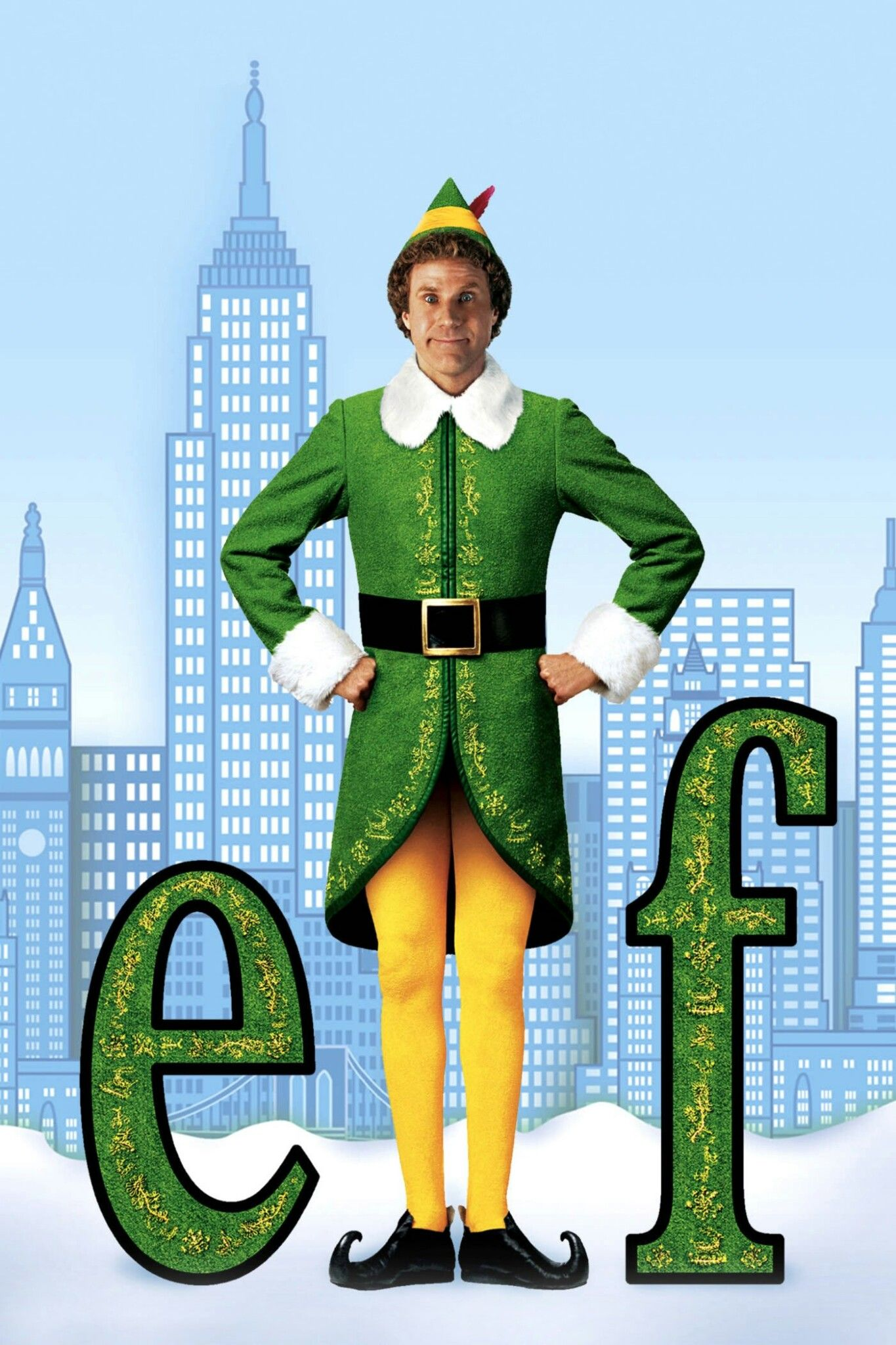 Image result for elf official movie poster