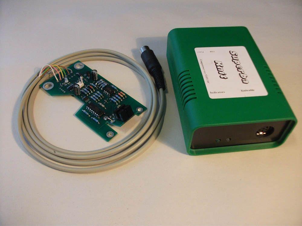SuperbaKnit - Paket für das Muster Stricken für elektronische Superba, Singer, White und Phildar Strickmaschinen