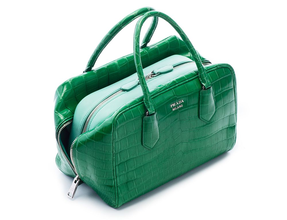Prada Green Bag