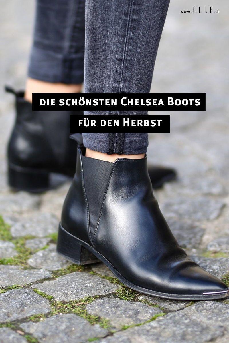 267712582d7107 Shopping-Guide  die schönsten Chelsea Boots für den Herbst  chelsea  boots