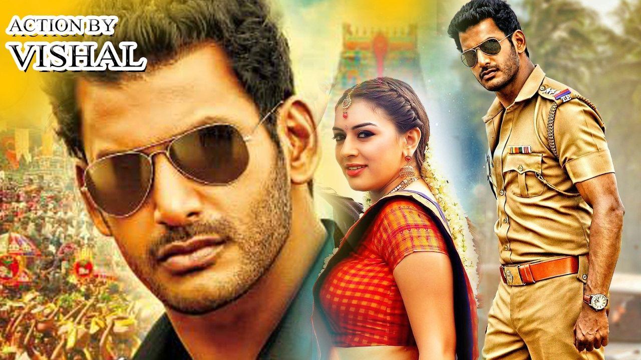 New Releases Tamil Movies Thriller Film Vishal Trisha