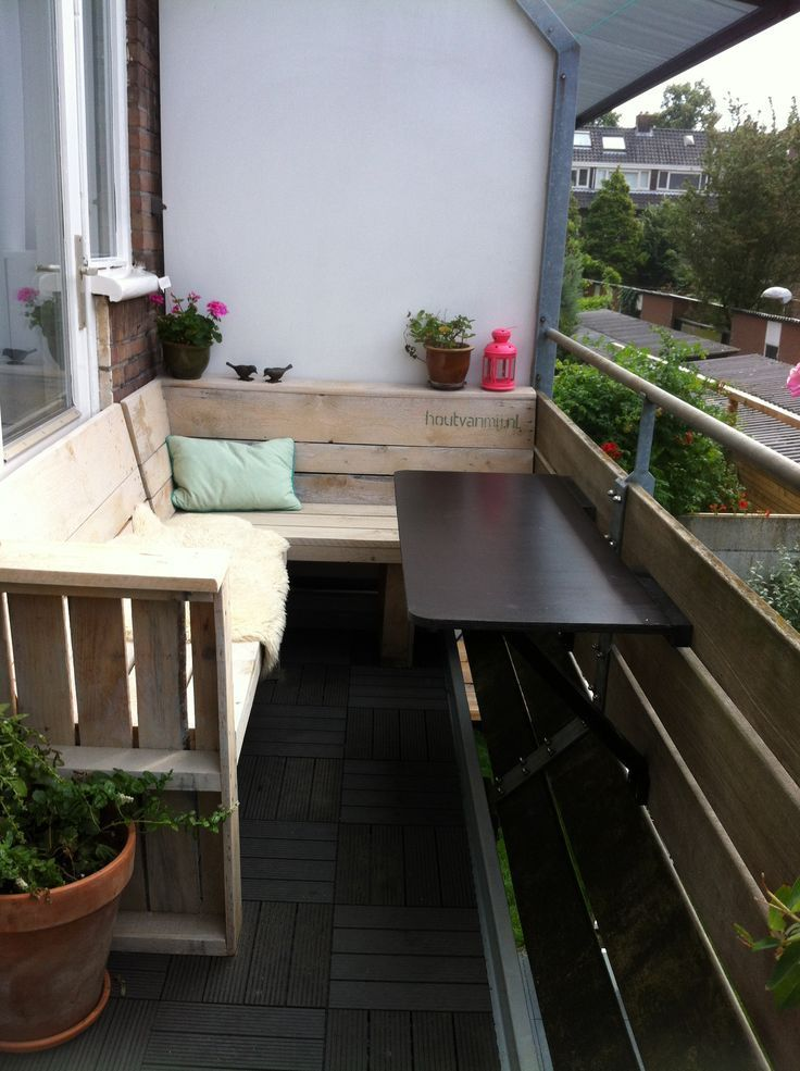 Balkonmeubels Houtvanmij Balkon Balkon Balkonmeubels