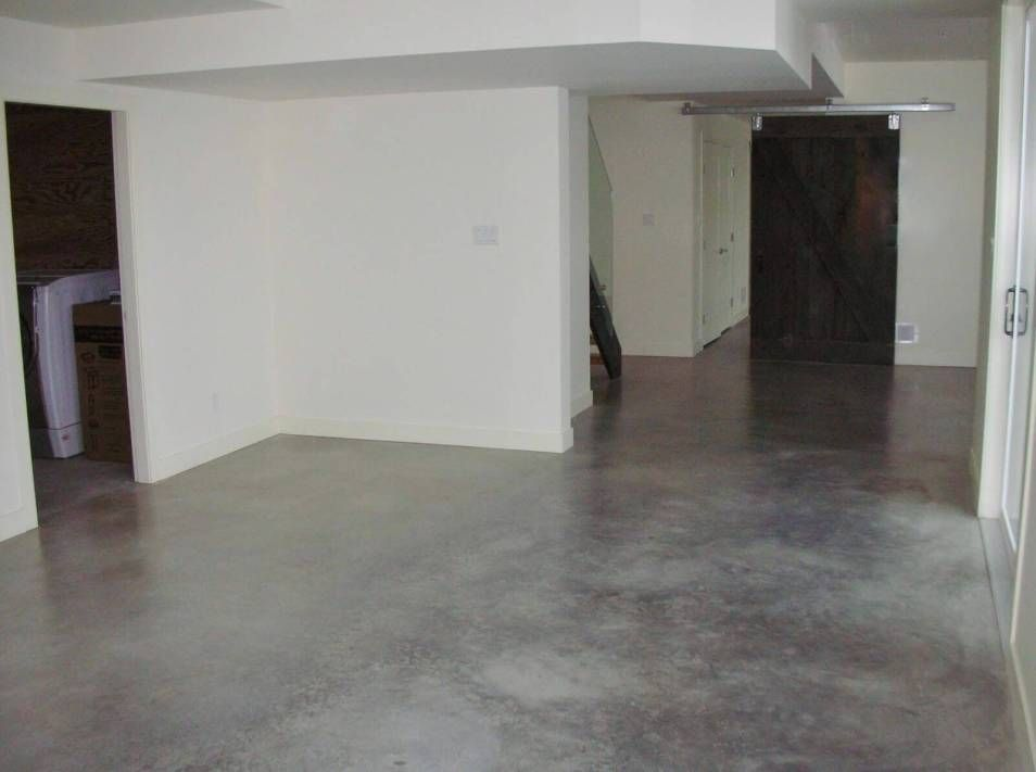 5 Concrete Flooring For Basement Painting Basement Floors Flooring Options Basement Flooring Waterproof