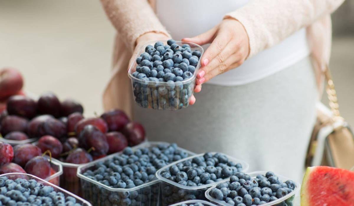 فوائد التوت للحامل Prenatal Nutrition Antioxidants Nutrition