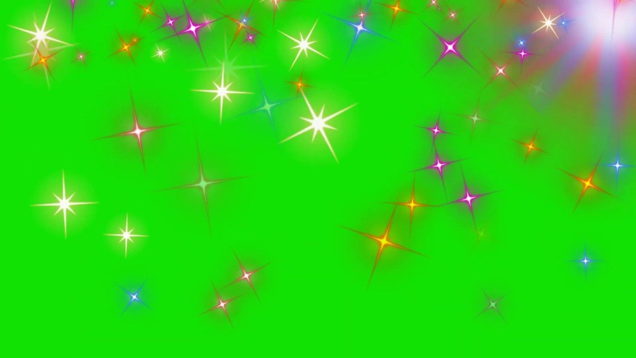 Starlight Hd Green Screen Video Effects Star Video Effect Green Screen Video Effect Greenscreen Green Screen Video Backgrounds