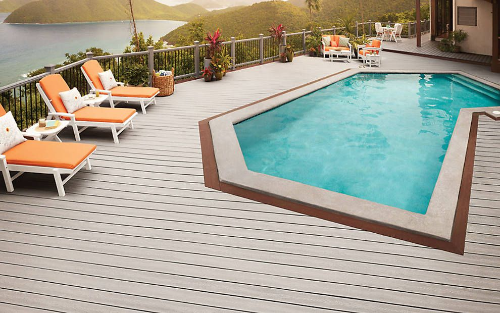 An Astounding Array Of Deck Photos To Inspire Your Own Deck Deisgn Ideas    Trex