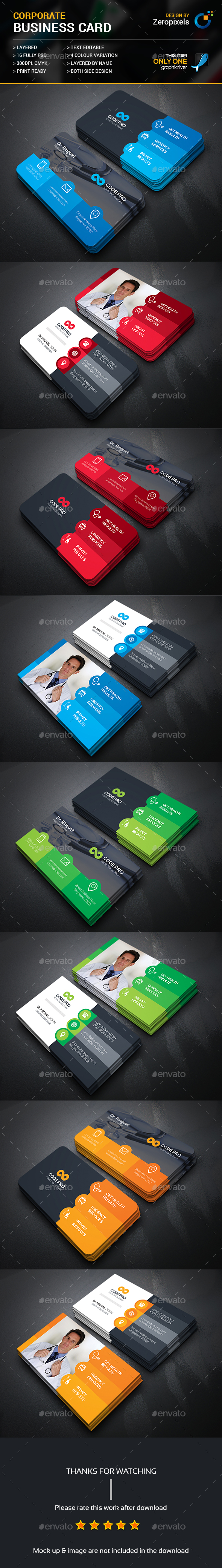 Medical Doctor Business Card Template Psd Doctor Business Cards
