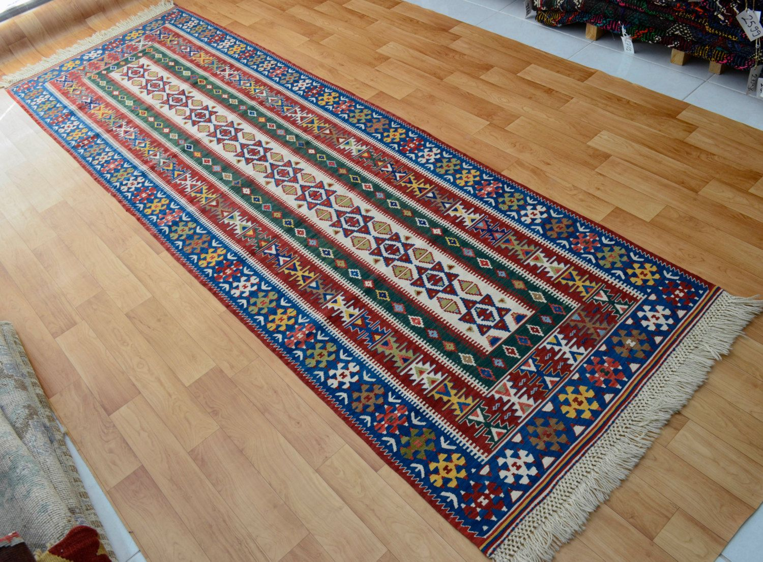 Hallway carpet runners sold by the foot  u