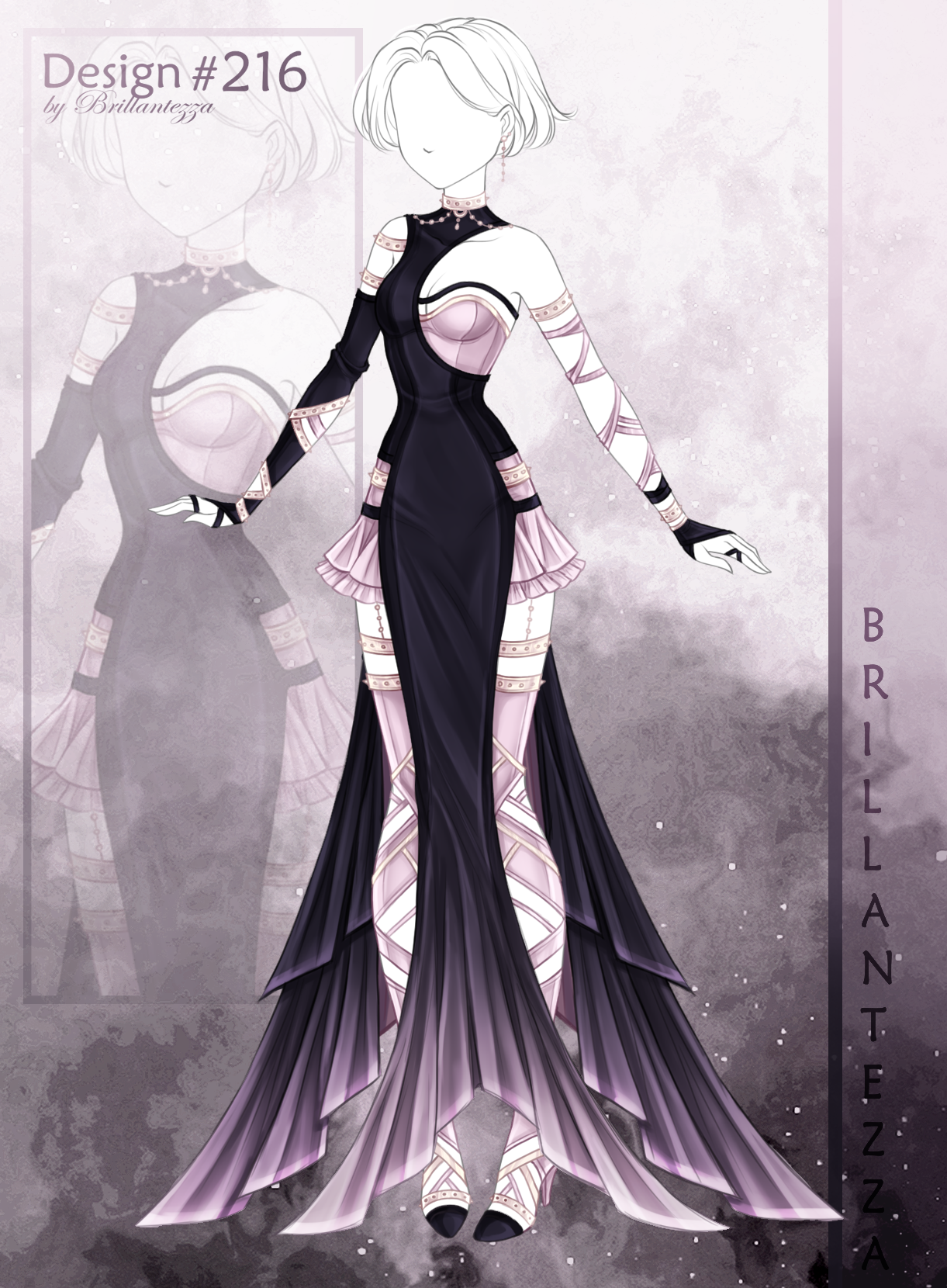 Pin by Nyx Dragon on Designs, YCHs, Adops in 2020 | Dress